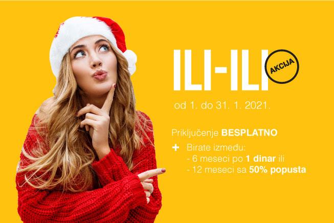 ILI-ILI akcija